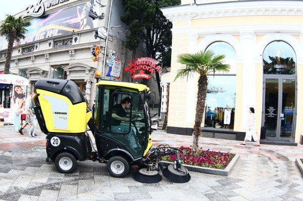 К «Prime Yalta Rally» набережную отмоют и отпарят, фото-2