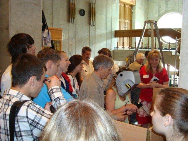 В Симферополе прошла ярмарка вакансий (фото), фото-3