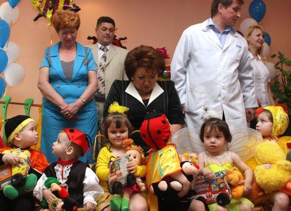 Народный депутат сделала подарок донецким детям (фото), фото-4