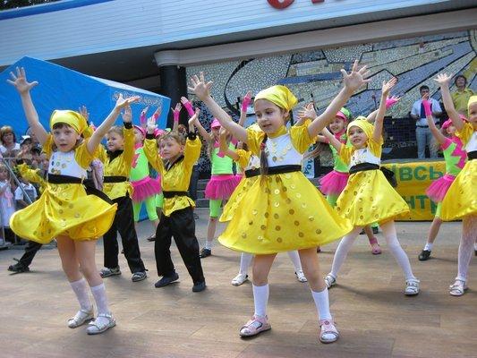 Сегодня в Харькове празднуют День защиты детей (ФОТО), фото-3