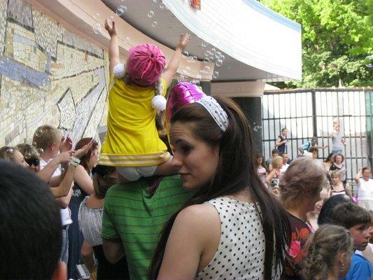 Над Харьковом поднялись миллионы мыльных пузырей (ФОТО), фото-1