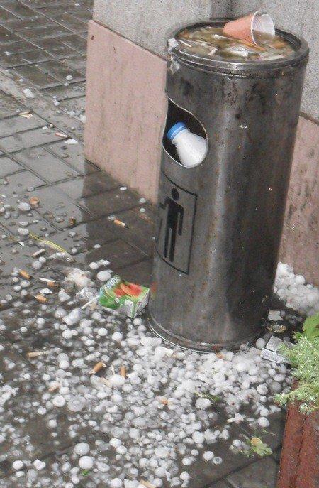 Симферополь засыпало градом с голубиное яйцо (фото), фото-3