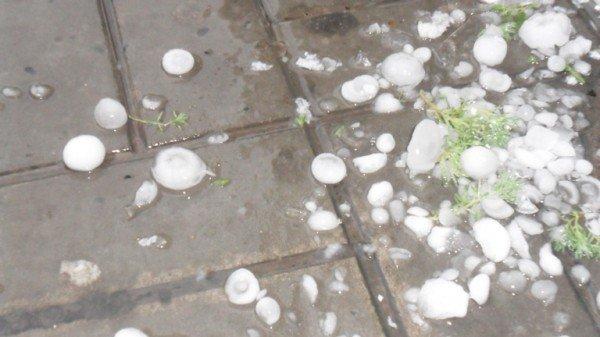 Симферополь засыпало градом с голубиное яйцо (фото), фото-4
