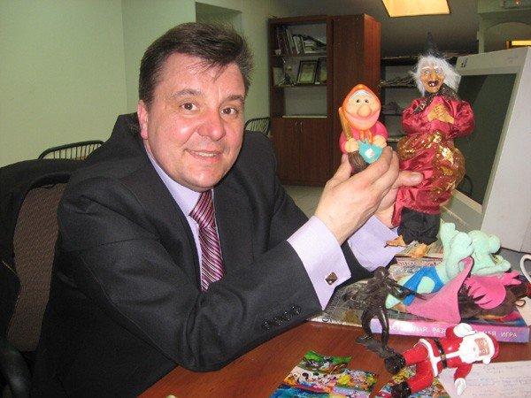 В Харькове открылась выставка игрушек «Мир детства» (ФОТО), фото-1