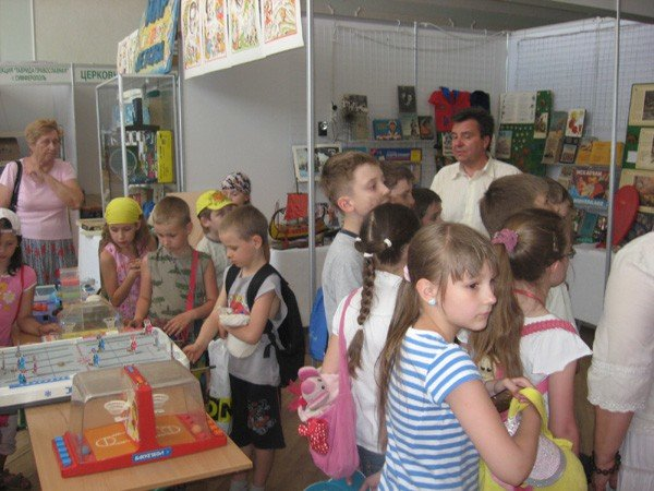 В Харькове открылась выставка игрушек «Мир детства» (ФОТО), фото-4