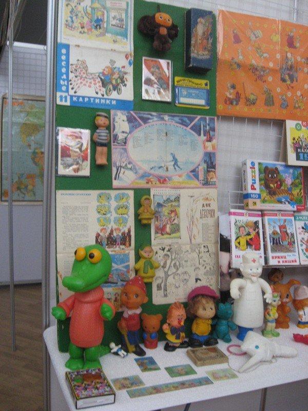 В Харькове открылась выставка игрушек «Мир детства» (ФОТО), фото-5