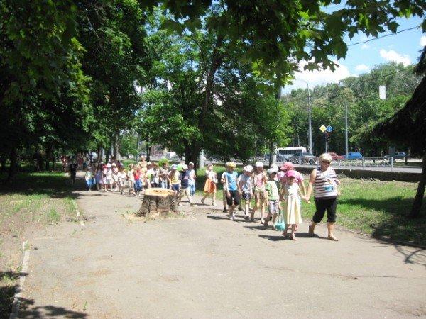 В парке Горького дети «взорвали» асфальт (ФОТО), фото-7
