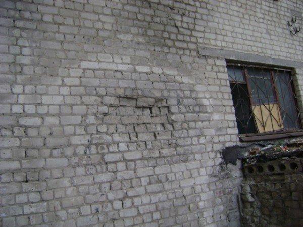 Обрушение фасада жилого дома на Отакара Яроша. Подробности  (ФОТО), фото-3