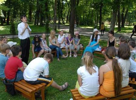 В Івано-Франківську розпочався літературний фестиваль для дітей «Дивокрай» (Фото), фото-4