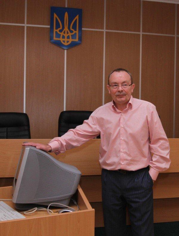 Глава Донецкого апелляционного хозяйственного суда считает заслуженным карьерный рост Виктории Джарты (фото), фото-1