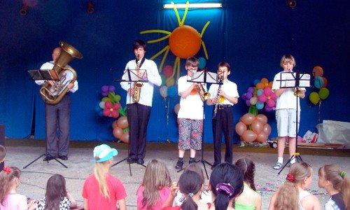 В «Ясной поляне» отпраздновали День защиты детей, фото-1