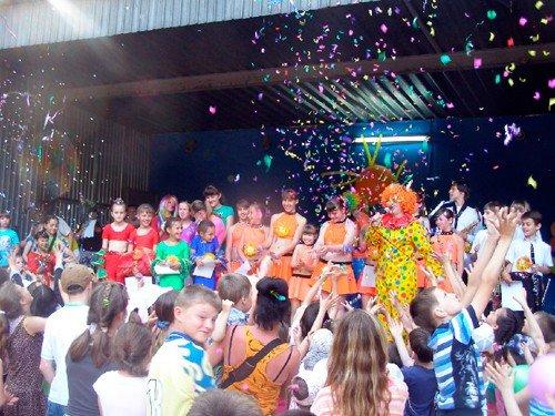 В «Ясной поляне» отпраздновали День защиты детей, фото-2