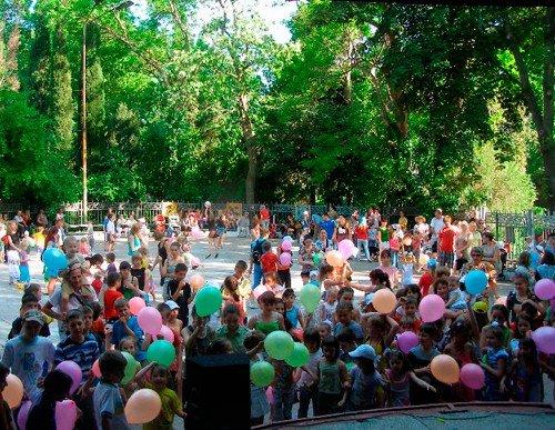 В «Ясной поляне» отпраздновали День защиты детей, фото-6