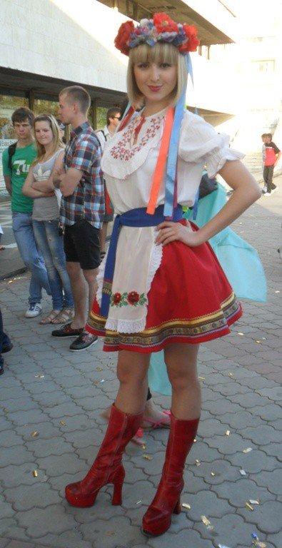 Мисс Симферополя получила две короны и телевизор от мэра (фото), фото-3