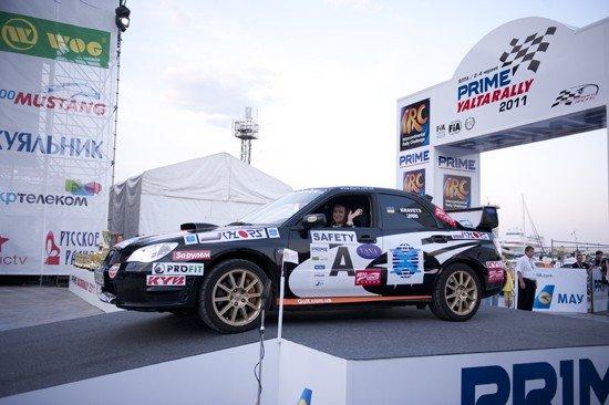 На Prime Yalta Rally 2011 победу одержал финский гонщик Юхо Ханнинен на Skoda, фото-2