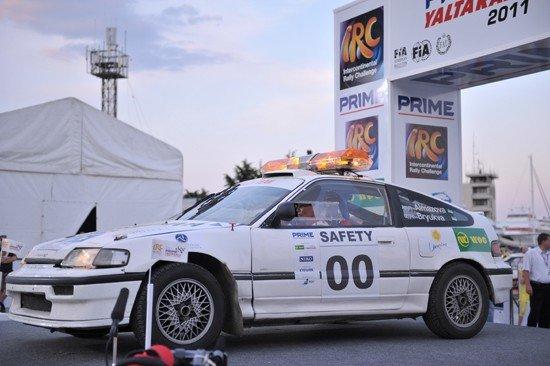 На Prime Yalta Rally 2011 победу одержал финский гонщик Юхо Ханнинен на Skoda, фото-4