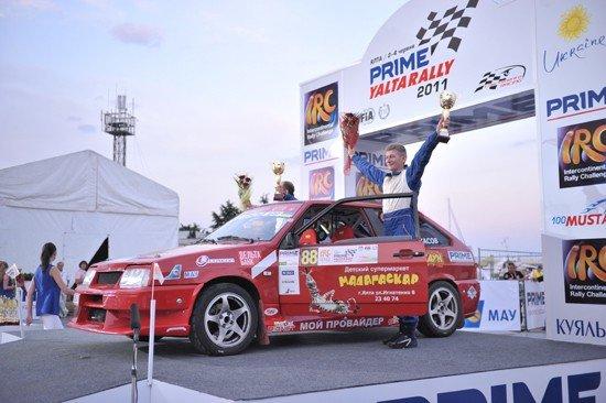 На Prime Yalta Rally 2011 победу одержал финский гонщик Юхо Ханнинен на Skoda, фото-5