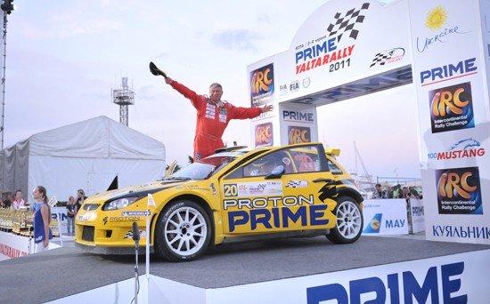 На Prime Yalta Rally 2011 победу одержал финский гонщик Юхо Ханнинен на Skoda, фото-6