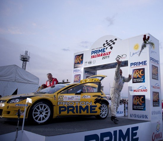 На Prime Yalta Rally 2011 победу одержал финский гонщик Юхо Ханнинен на Skoda, фото-7