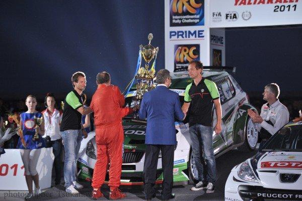 На Prime Yalta Rally 2011 победу одержал финский гонщик Юхо Ханнинен на Skoda, фото-9