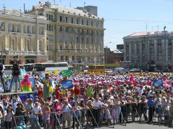 На площади Конституции наградили призеров Олимпийских игр (ФОТО), фото-1
