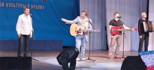 В Ялте открыли фестиваль «Великое русское слово» (ФОТОРЕПОРТАЖ), фото-7