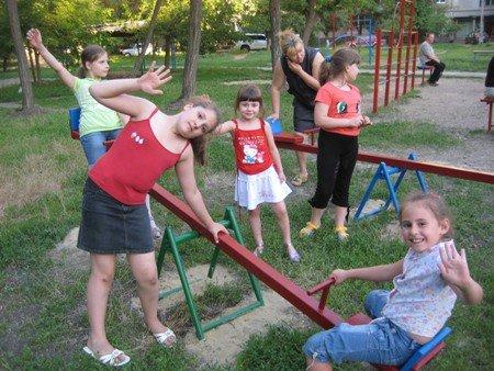 «Маршал» открыл очередную детскую площадку (ФОТО), фото-1