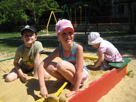 «Маршал» открыл очередную детскую площадку (ФОТО), фото-3