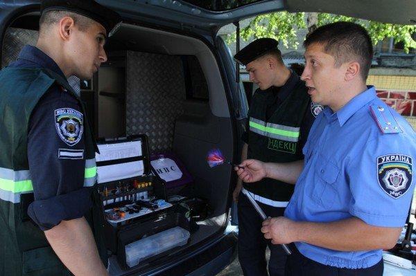 В Донецк на семинар по ДТП съехались гаишники со всей страны (фото, видео), фото-6