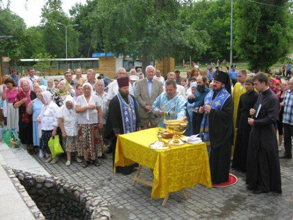 В Саржином Яру появилась освященная икона Божией Матери (ФОТО), фото-1