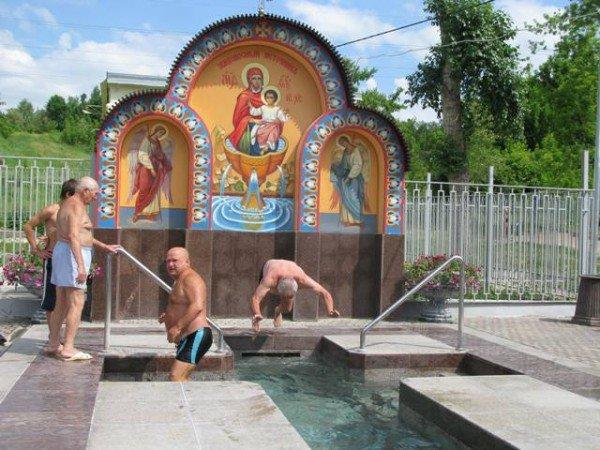 В Саржином Яру появилась освященная икона Божией Матери (ФОТО), фото-6