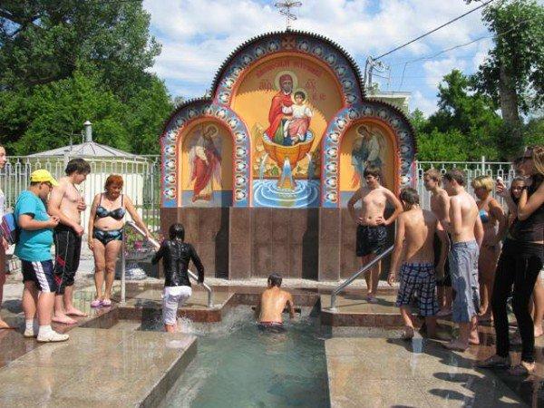В Саржином Яру появилась освященная икона Божией Матери (ФОТО), фото-7