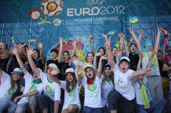 В Донецке - веломаунтенбайком, флорболом, и гонками на каноэ отметили год до старта футбольного «Евро-2012» (фото), фото-7