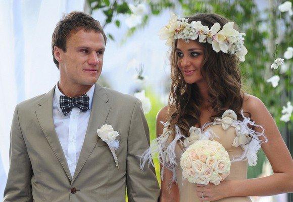 На свадьбе игрока «Шахтера» спела Ирина Билык, а тамадой был Александр Рева, фото-1