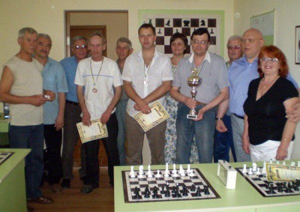 В Кореизе прошел турнир по шахматам и открылась новая школа, фото-1