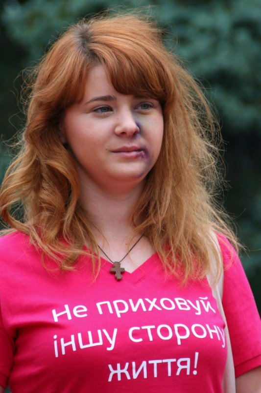 В Донецке открыли очень своеобразный «Памятник человечности» (фото), фото-5