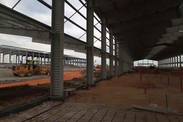 Самый крупный оптовый рынок Донецка откроется уже в июле (фото), фото-1