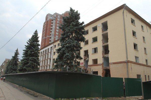 Олег Курчин рассказал сколько сын Януковича платит за аренду  земли  на скандальной стройке в Донецке (фото), фото-4