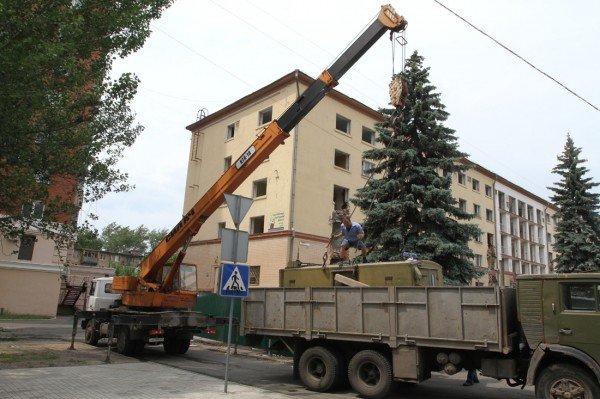 Олег Курчин рассказал сколько сын Януковича платит за аренду  земли  на скандальной стройке в Донецке (фото), фото-5