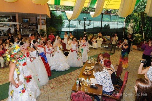 Парад невест - Украина, фото-9