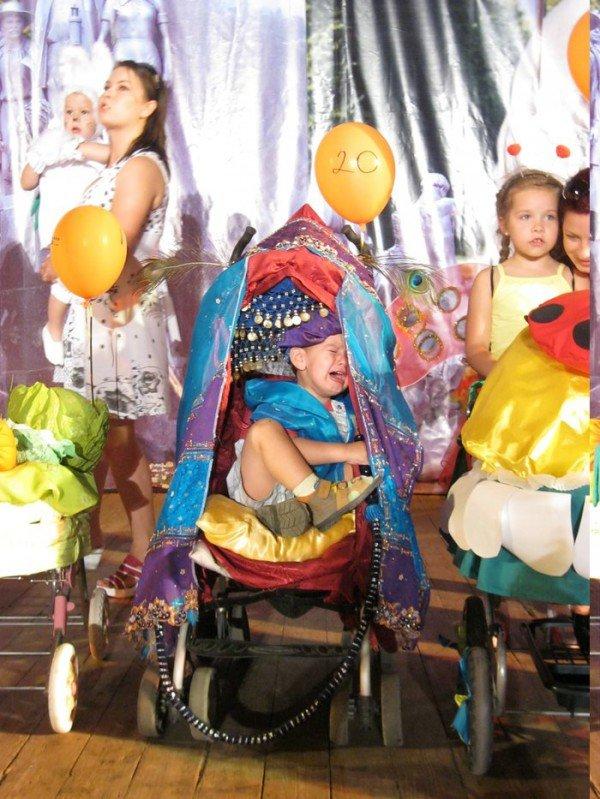 В Харькове прошел фестиваль детских колясок (ФОТО), фото-3