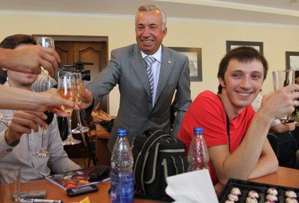 Лукьянченко провел свой отпуск так, «как все дончане» ...в Анталье (фото), фото-2