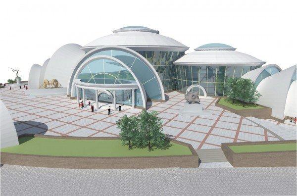 В Донецке выбрали лучшие архитектурные проекты нового здания областного художественного музея (фото), фото-10