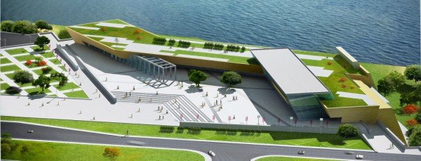 В Донецке выбрали лучшие архитектурные проекты нового здания областного художественного музея (фото), фото-2