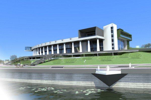 В Донецке выбрали лучшие архитектурные проекты нового здания областного художественного музея (фото), фото-4
