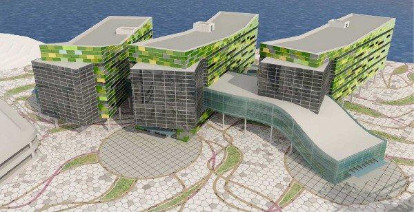 В Донецке выбрали лучшие архитектурные проекты нового здания областного художественного музея (фото), фото-5