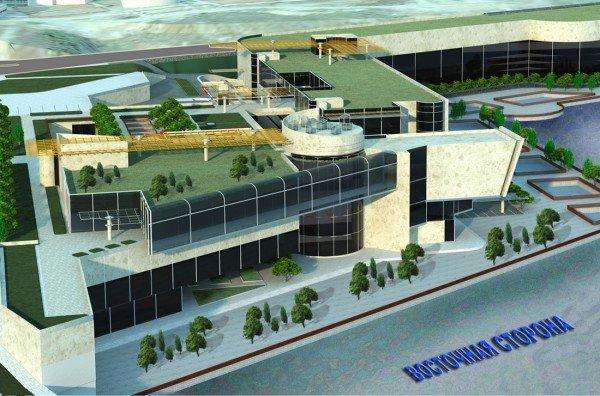 В Донецке выбрали лучшие архитектурные проекты нового здания областного художественного музея (фото), фото-7