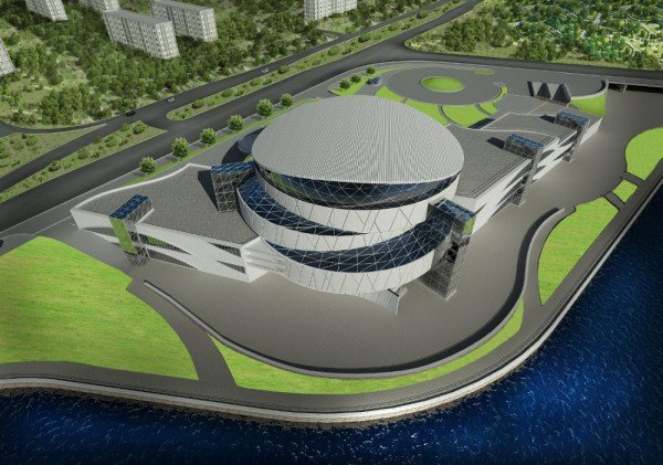 В Донецке выбрали лучшие архитектурные проекты нового здания областного художественного музея (фото), фото-8