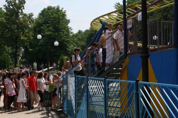Щедрость компании Ахметова в парке Щербакова закончилась ровно в 8 вечера (фото), фото-8