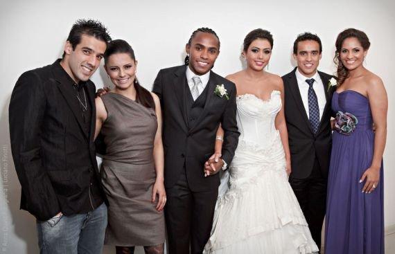 Игрок «Шахтера» женился в Бразилии, фото-1